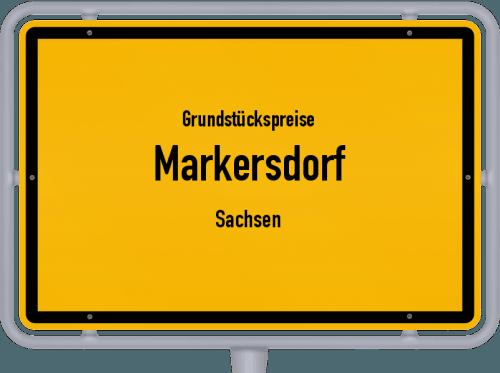 Grundstückspreise Markersdorf (Sachsen) 2019