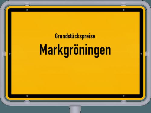 Grundstückspreise Markgröningen 2018