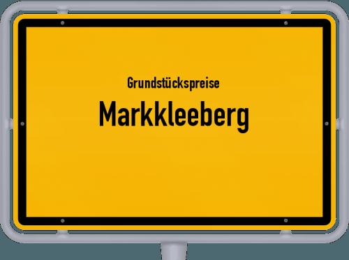 Grundstückspreise Markkleeberg 2021