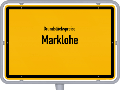 Grundstückspreise Marklohe 2021