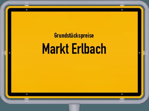 Grundstückspreise Markt Erlbach 2019