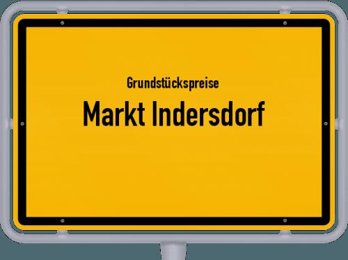 Grundstückspreise Markt Indersdorf 2021