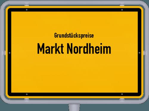 Grundstückspreise Markt Nordheim 2019