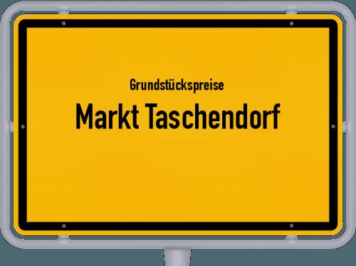 Grundstückspreise Markt Taschendorf 2019