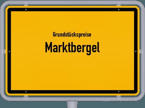 Grundstückspreise Marktbergel 2019