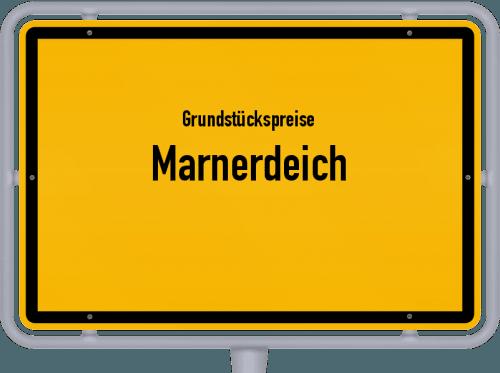 Grundstückspreise Marnerdeich 2021