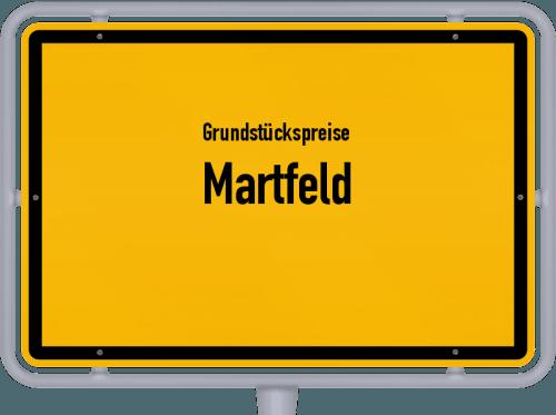 Grundstückspreise Martfeld 2021