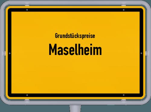 Grundstückspreise Maselheim 2021
