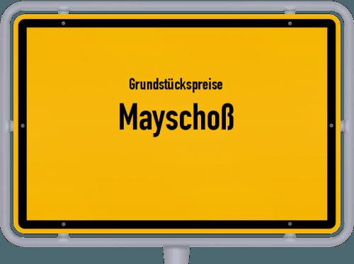 Grundstückspreise Mayschoß 2019