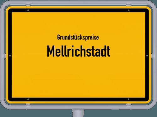 Grundstückspreise Mellrichstadt 2019