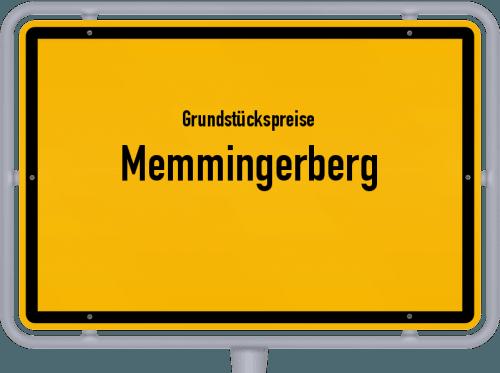 Grundstückspreise Memmingerberg 2021