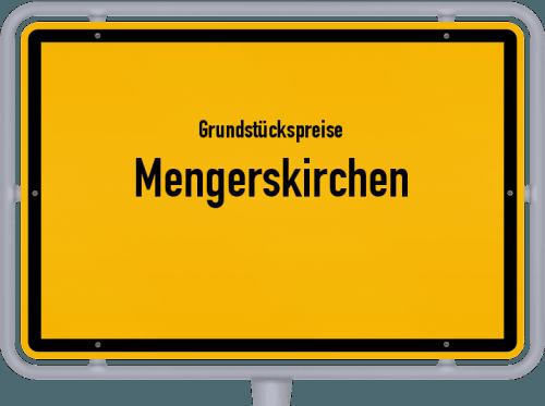 Grundstückspreise Mengerskirchen 2019