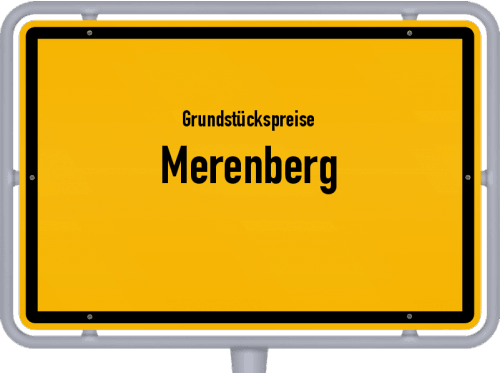 Grundstückspreise Merenberg 2018