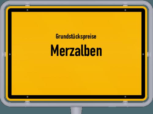 Grundstückspreise Merzalben 2019