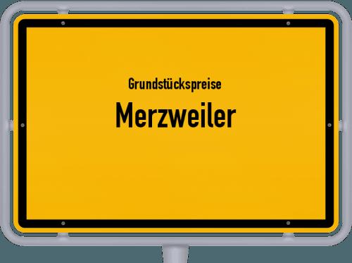 Grundstückspreise Merzweiler 2019