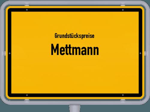Grundstückspreise Mettmann 2021