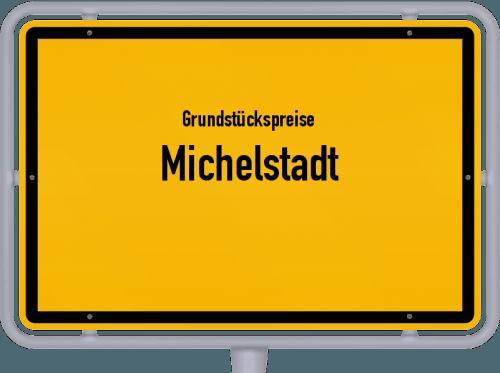 Grundstückspreise Michelstadt 2018