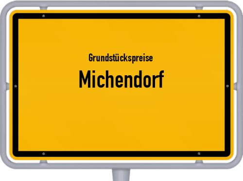Grundstückspreise Michendorf 2021