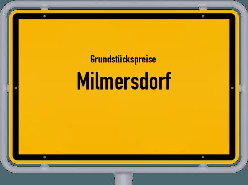 Grundstückspreise Milmersdorf 2021