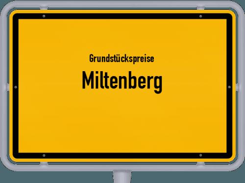 Grundstückspreise Miltenberg 2019