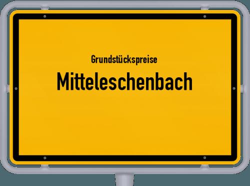 Grundstückspreise Mitteleschenbach 2019