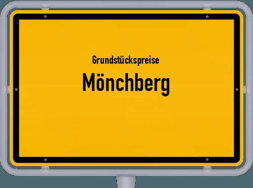 Grundstückspreise Mönchberg 2019