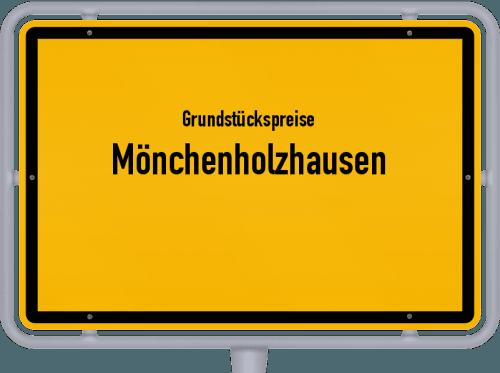 Grundstückspreise Mönchenholzhausen 2019