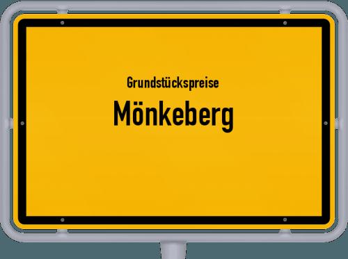 Grundstückspreise Mönkeberg 2021