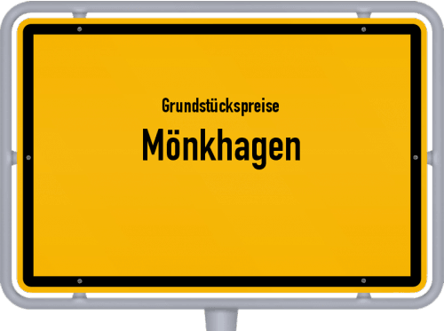 Grundstückspreise Mönkhagen 2021