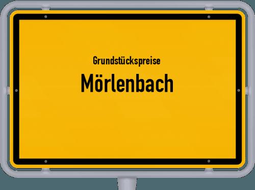 Grundstückspreise Mörlenbach 2018