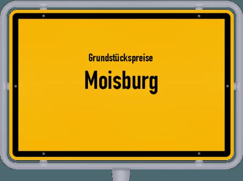Grundstückspreise Moisburg 2019