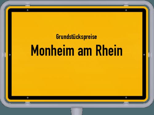 Grundstückspreise Monheim am Rhein 2021