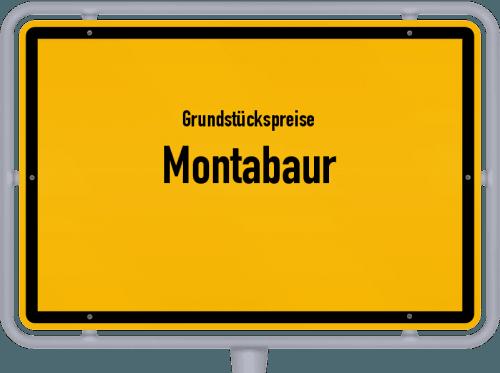 Grundstückspreise Montabaur 2019