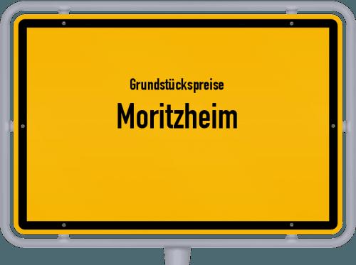Grundstückspreise Moritzheim 2019
