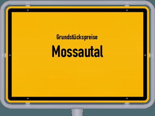 Grundstückspreise Mossautal 2019