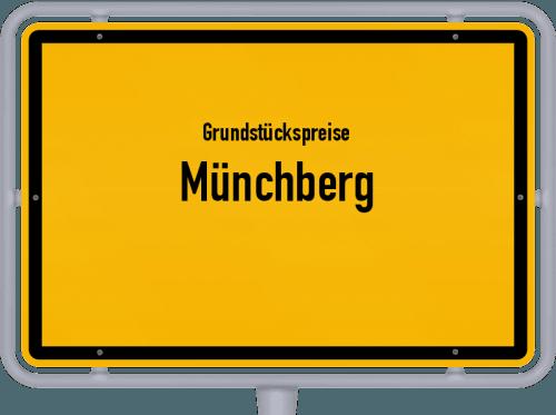 Grundstückspreise Münchberg 2019