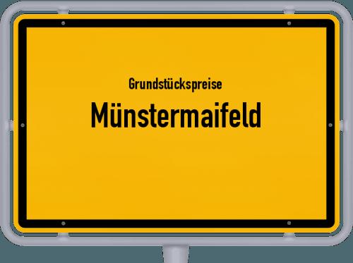 Grundstückspreise Münstermaifeld 2019
