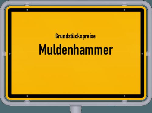 Grundstückspreise Muldenhammer 2019