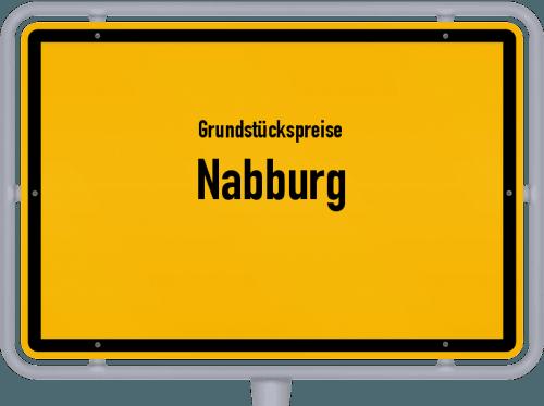 Grundstückspreise Nabburg 2021