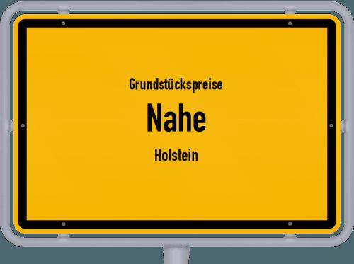 Grundstückspreise Nahe (Holstein) 2021