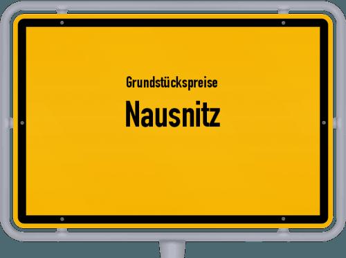 Grundstückspreise Nausnitz 2019