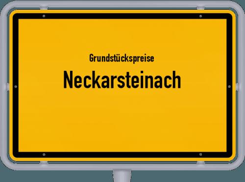 Grundstückspreise Neckarsteinach 2019
