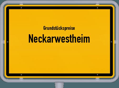 Grundstückspreise Neckarwestheim 2018