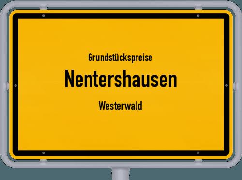 Grundstückspreise Nentershausen (Westerwald) 2019