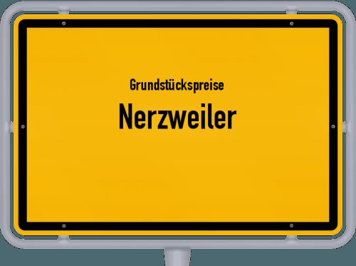 Grundstückspreise Nerzweiler 2019