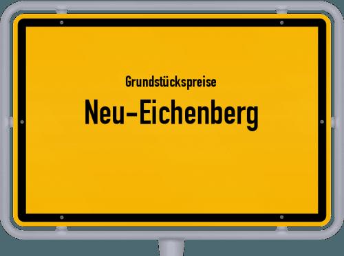 Grundstückspreise Neu-Eichenberg 2020