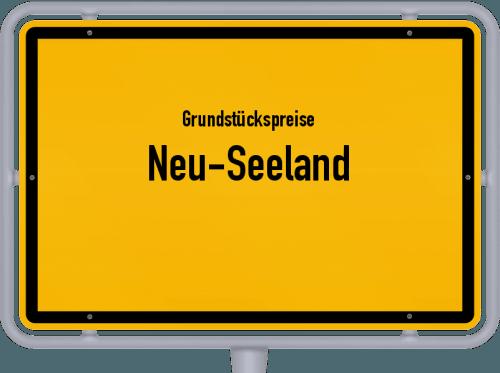 Grundstückspreise Neu-Seeland 2021