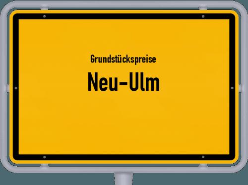 Grundstückspreise Neu-Ulm 2019