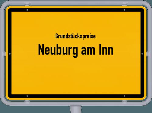 Grundstückspreise Neuburg am Inn 2021