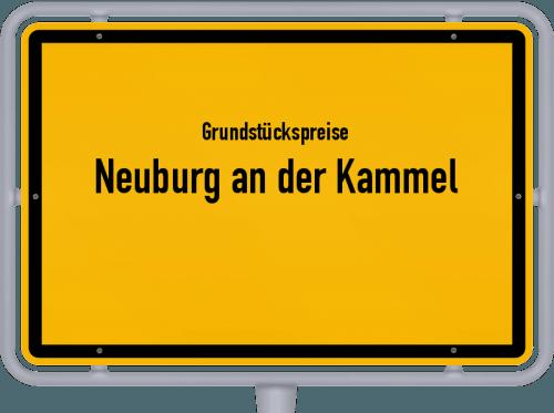 Grundstückspreise Neuburg an der Kammel 2019